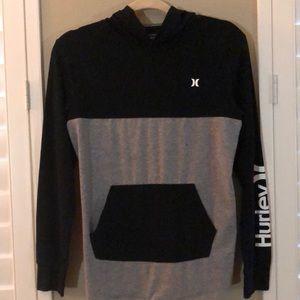 Hurley Shirts - Long sleeve Hurley hoodie